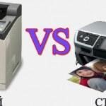 Сравниваем струйный принтер с лазерным и выбираем лучший