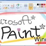 Как уменьшить, обрезать, или отзеркалить изображение в Paint?