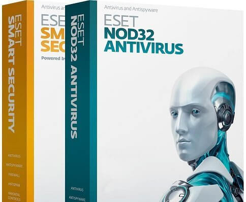 Пробная версия антивируса Нод 32