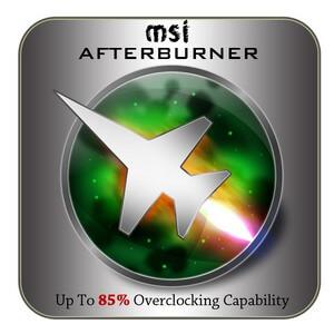 Как пользоваться Afterburner для разгона видеокарты