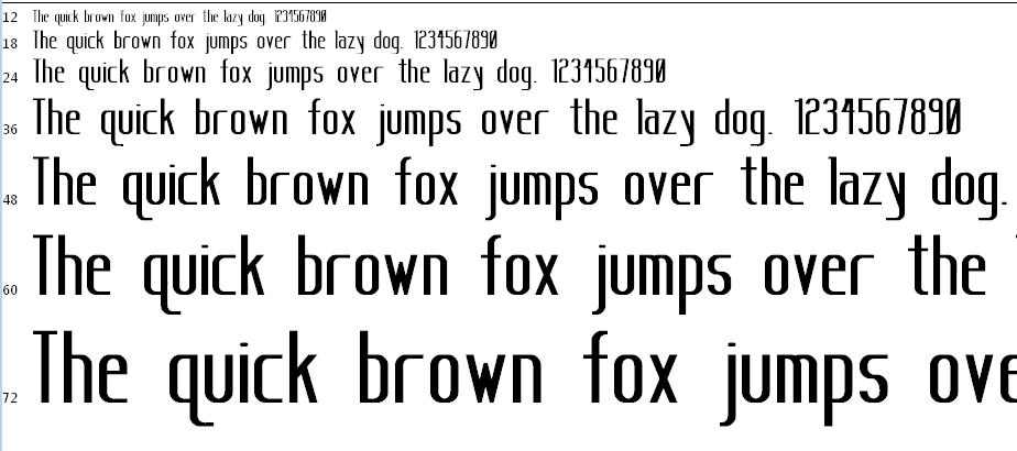 Как изменить размер и тип шрифта в браузерах