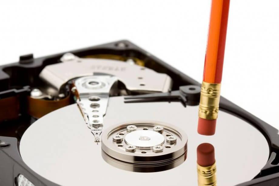 Очищаем жесткий диск от ненужного мусора