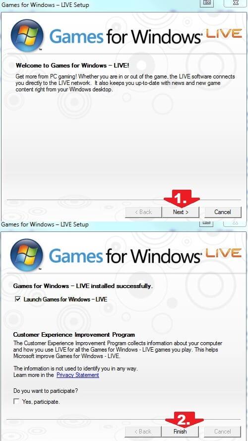 xlive games for windows live скачать