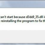 Скачать d3dx9 40.dll для Windows 7