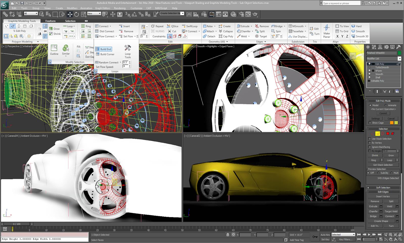 Autodesk 3ds max 2010 Full Version