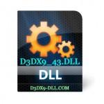 Скачать d3dx9_43.dll бесплатно