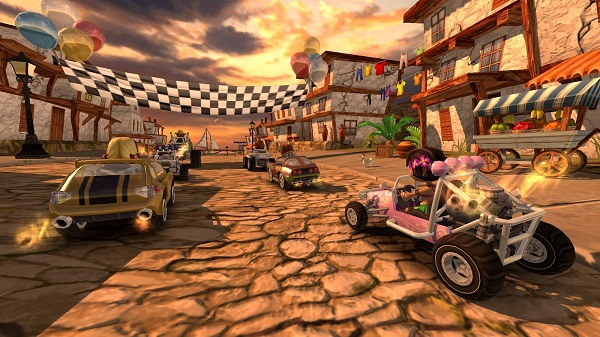 Beach Buggy Racing2