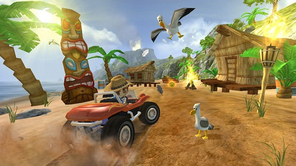 Beach Buggy Racing3