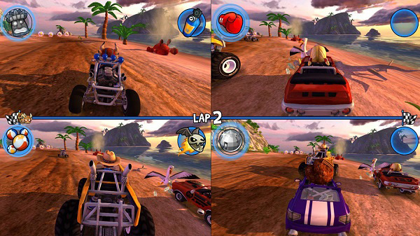 Beach Buggy Racing4