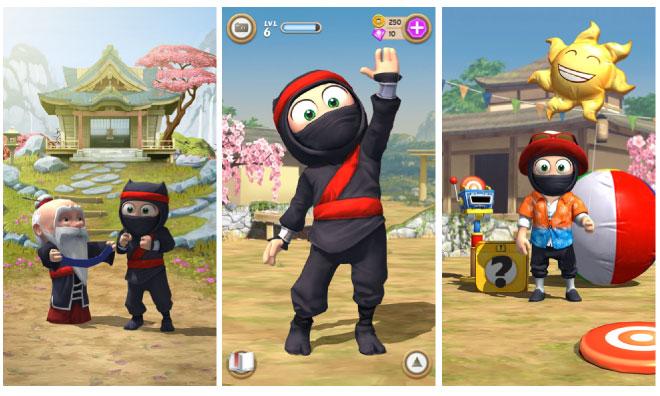Clumsy Ninja загрузить для windows