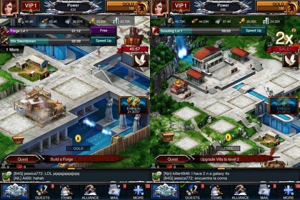 Game of War Fire Age скачать рабочую версию
