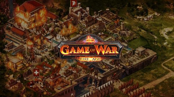 Game of War Fire Age скчать для пк