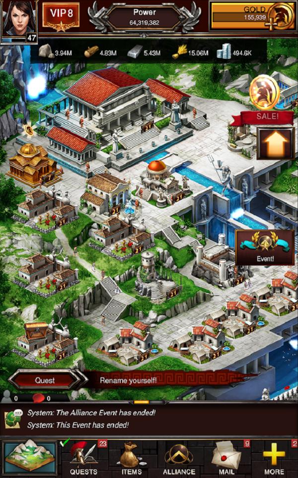 Game of War Fire Age загрузить версию для windows