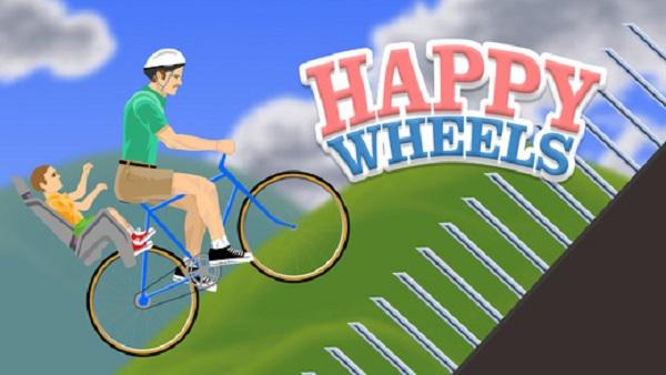 Happy Wheels скачать на компьютер