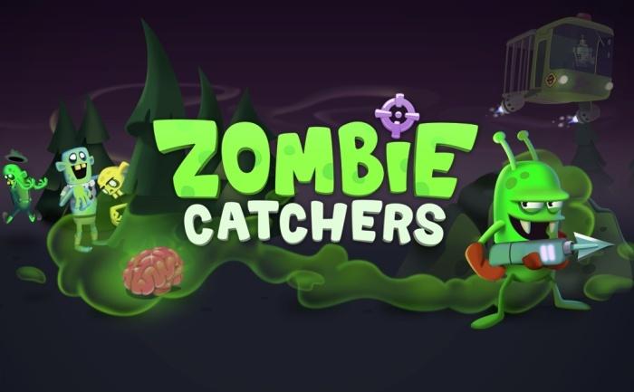 Игра Zombie Catchers