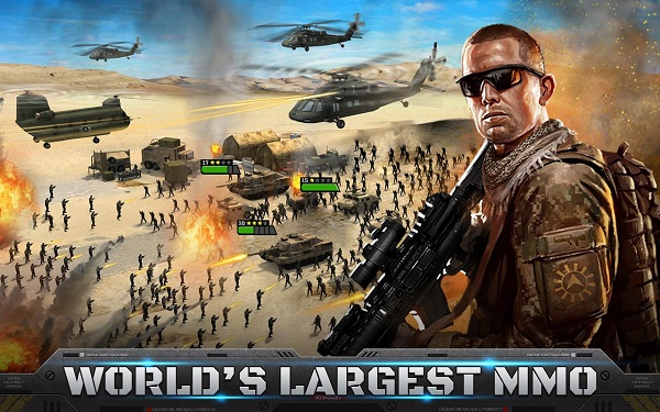 Mobile Strike загрузить для Windows