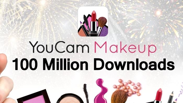 Приложение YouCam MakeUp