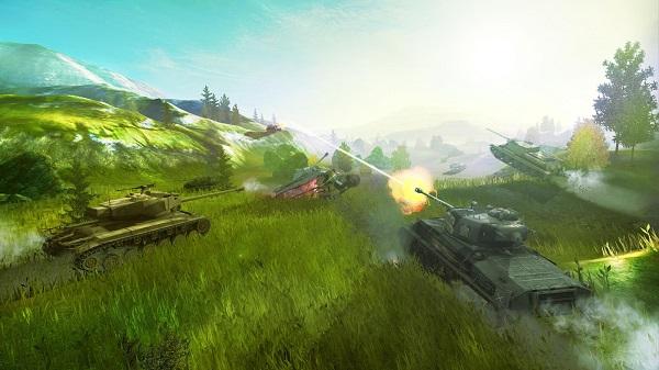 World of Tanks Blitz загрузить бесплатно