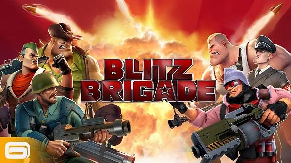 Blitz Brigade скачать на компьютер