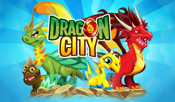 Dragon City скачать на компьютер