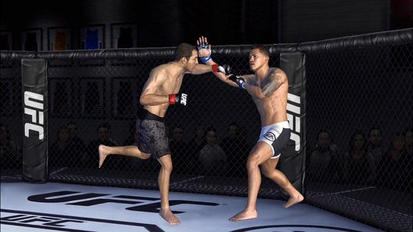 EA Sports UFC скачать