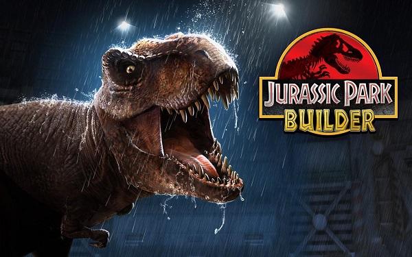 Jurassic Park Builder скачать на компьютер