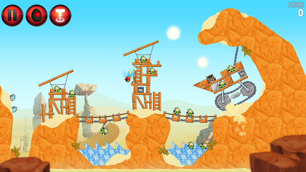 Angry Birds Star Wars 2 скачать