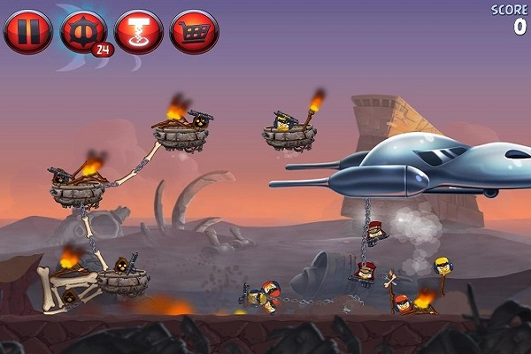 Angry Birds Star Wars 2 скачать без регистрации