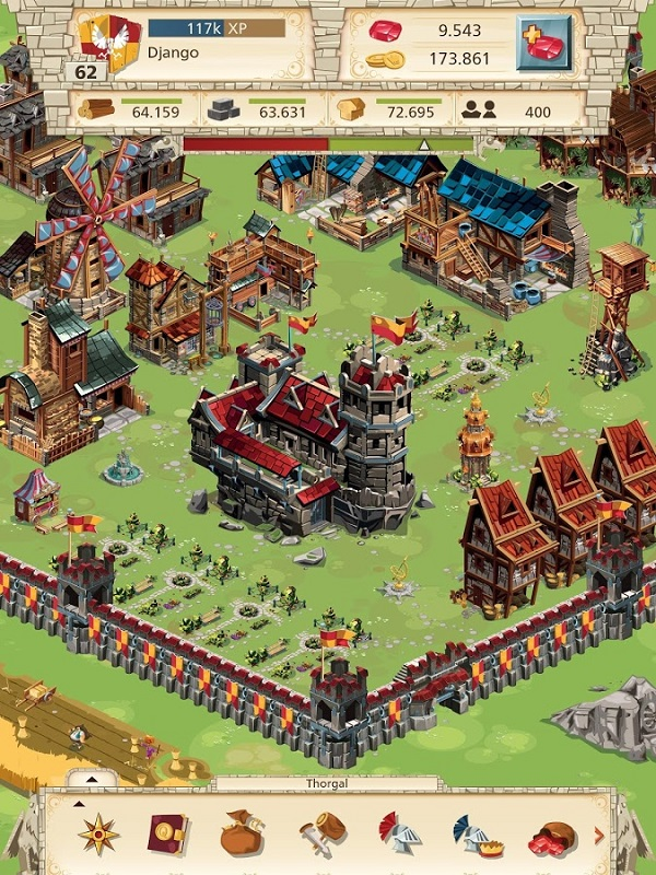 Empire Four Kingdoms скачать