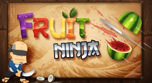 Fruit Ninja скачать на компьютер