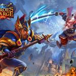 Heroes Charge скачать для компьютера