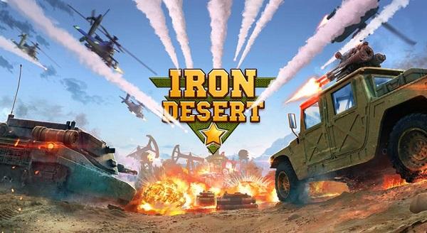 Iron Desert скачать на компьютер