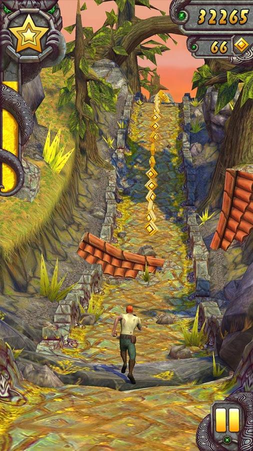 Temple Run 2 скачать на пк