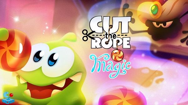 Cut the rope Magic скачать на компьютер
