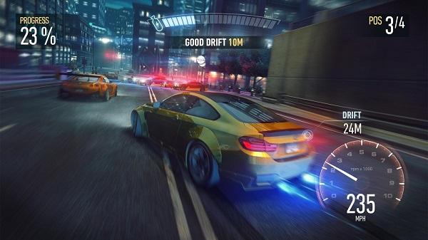 Need For Speed No Limits скачать бесплатно
