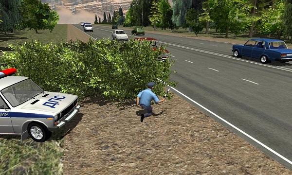 Traffic Cop Simulator 3D скачать апк файл