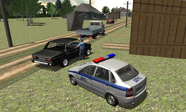 Traffic Cop Simulator 3D загрузить бесплатно