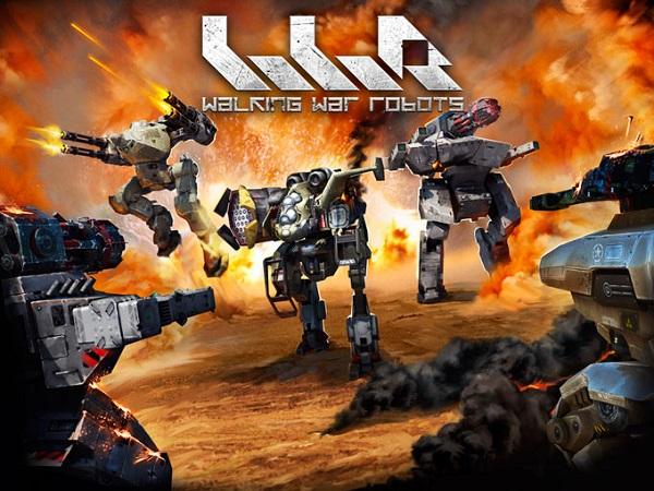 Walking War Robots скачать на компьютер