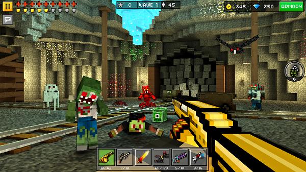 Pixel Gun 3D скачать