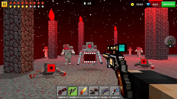 Pixel Gun 3D скачать без регистрации