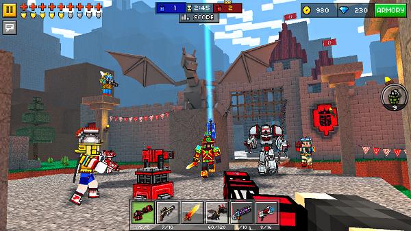 Pixel Gun 3D скачать торрент
