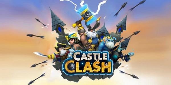 Castle Clash скачать на компьютер