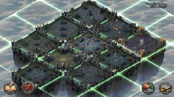 Fortress Legends скачать