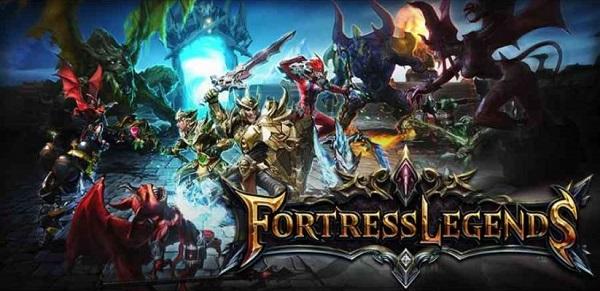 Fortress Legends скачать на компьютер