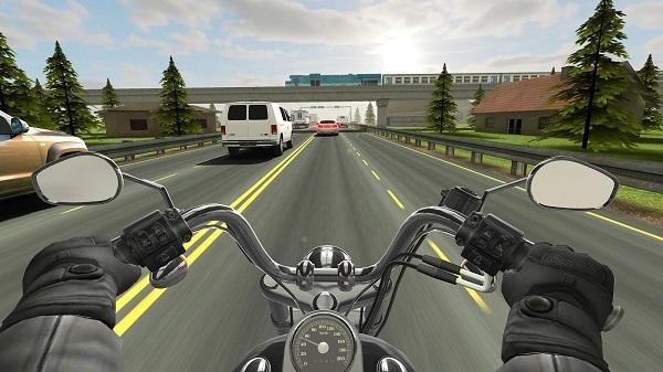 Traffic Rider скачать апк файл