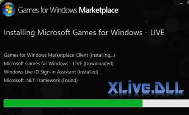Cкачать xlive dll для Windows 7 бесплатно