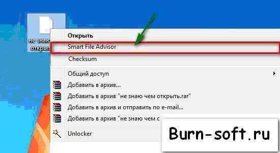Smart File Advisor что это