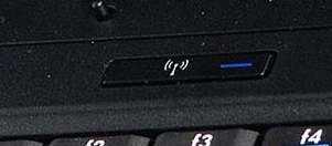 Кнопки включения блютуз на ноутбуках