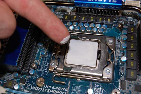 Замена термостаты при выключении компьютера во время игры