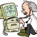 Почему компьютер выключается самопроизвольно